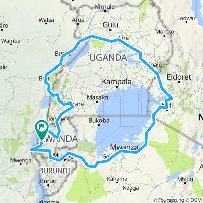 Kigali - Around Victoria