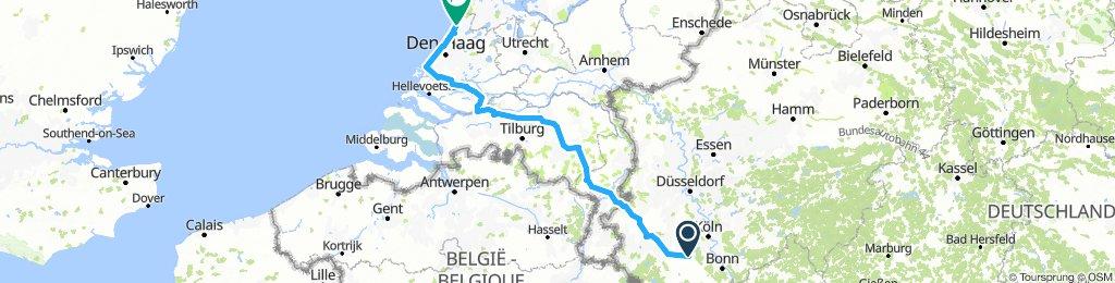 Lechenich – Maassluis – Noordwijk (NL)