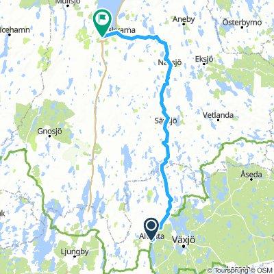 Alvesta - Jönköping (Design of Småland Cup Stage 2)