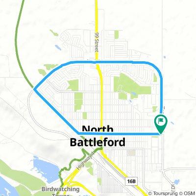 Territorial drive small loop