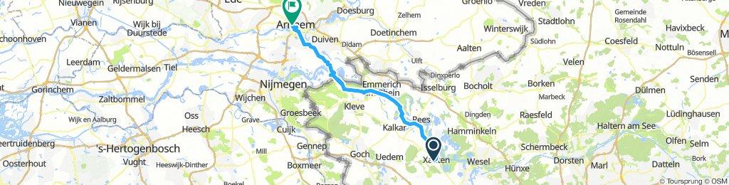 Rhein Tour IV