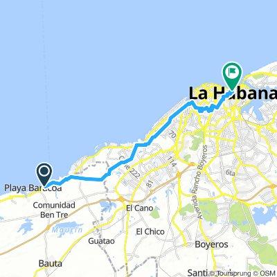 rit7 Havana 27km(dag10)