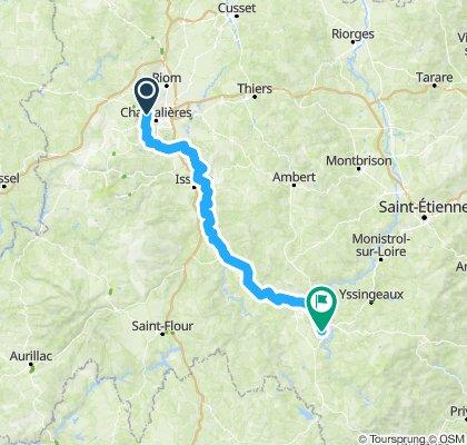 4 Champ: Orcines - Puy-en-Velay