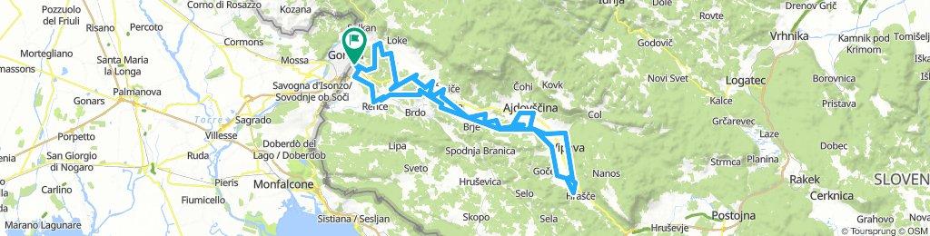 Vipava Valley Gravel MMXIX