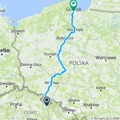 Polski Szlak Bursztynowy - 2018