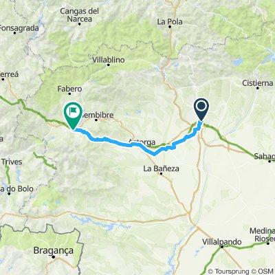 Lessing 7: León-Ponferrada