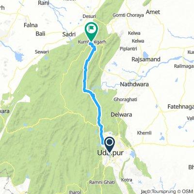 Udaipur-Kumbhalgarh
