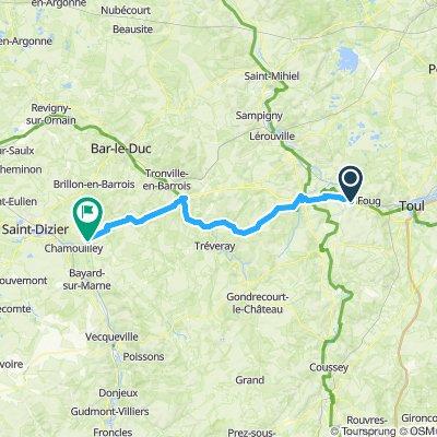 06 Pagny-sur-Meuse to Cousances-les Forges