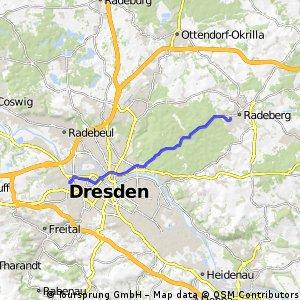 Dresden - Radeberg