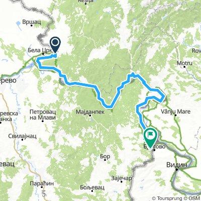 Vasfüggöny-útvonal / EuroVelo13 - Iron Curtain Trail / Romania