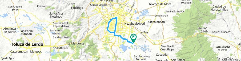 Zapotitlán - Café Tacuba - Zapotitlán
