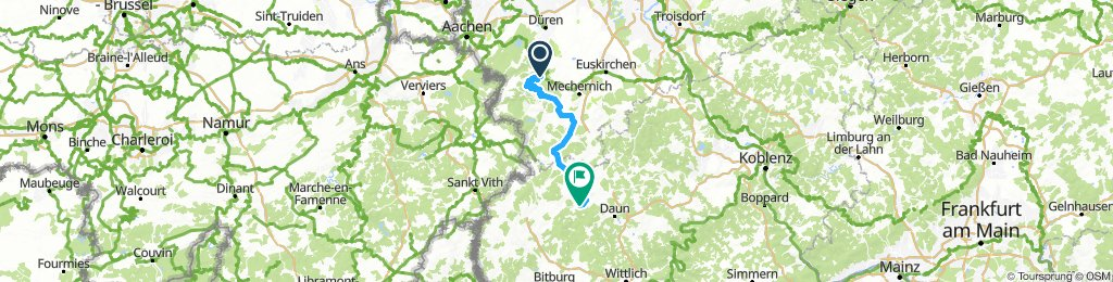 Heimbach - Gerolstein