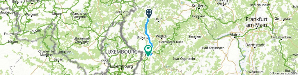 Gerolstein - Trier