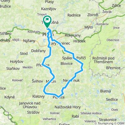 Sporťák 2019 - 140 km