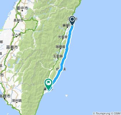 Day 3- 2/4- Hualian-Taitung