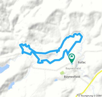 Baynesfield 17km Trail Run
