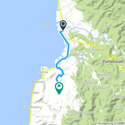 J22 - jeudi 31 janvier 2019 - Baybay – Lintaon Peak