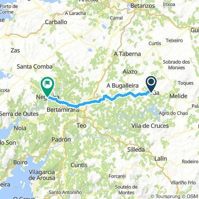 Stage 11 : Arzua-SDC-Negreira