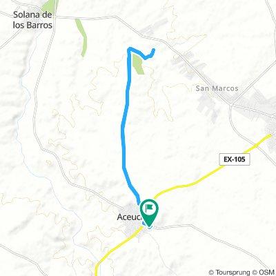 camino de San Marcos