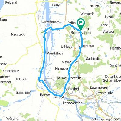 Hagen/Sandstedt/Brake/Elsfleth/Schwanewede/Hagen