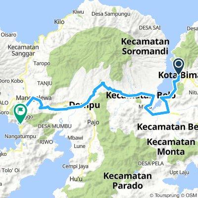 Lombok 3.0   Day 2:  Bima to Nangatumpu