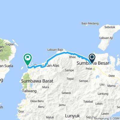 Lombok 3.0   Day 4: Sumbawa Besar to Labuhan Lombok
