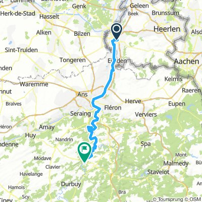Maastricht - Hamoir