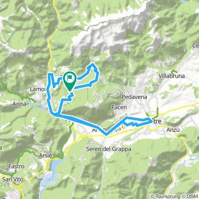 Giro KD Sevnica ( 3 dan CROCE DE AUNE)