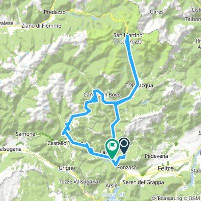 Giro KD Sevnica ( 2 dan San Martino)