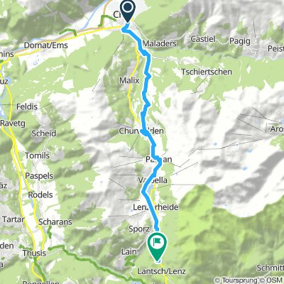 4. Tag Bodensee-Como Polenweg