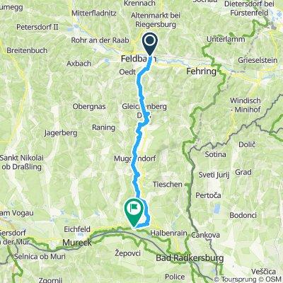 R45 Gleichenberger Radweg
