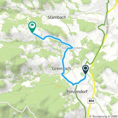 Bergsprint Greinbach  - Samstag, 17. August 2019 (Vormittag)