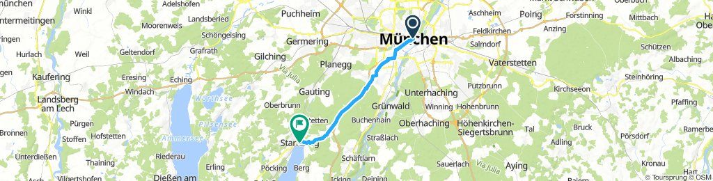Day 9: Munich to Starnberg