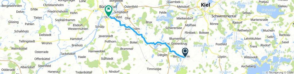 BC SH 2019 Bordeshom Mega Bikestore > Grüner Kamp