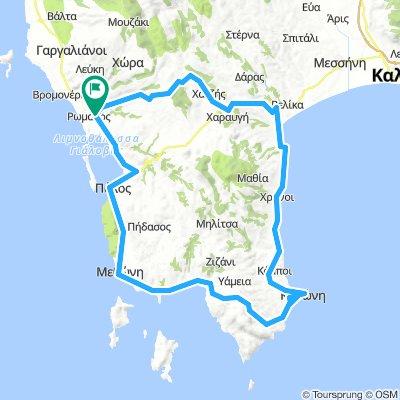 HBH Kastell-Tour / Castle Route (Methoni - Koroni)