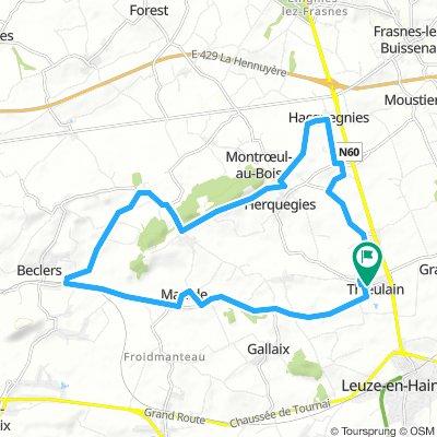 20km Tour