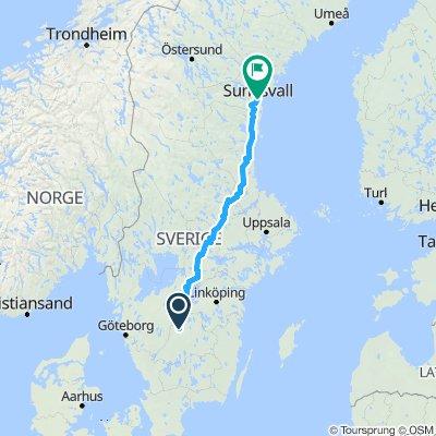 #4 Jönköping - Sundsvall