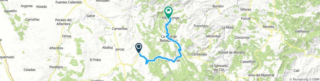 SS19-4-Villarroya de los Pinares-Villarluengo