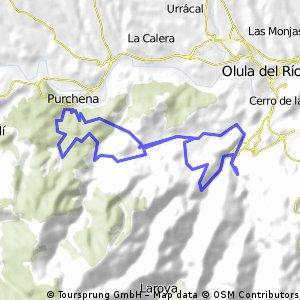 Macael - Camino la Pava