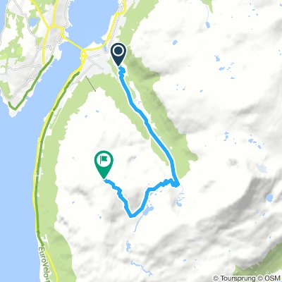 Tromsdalen - Bønntuva
