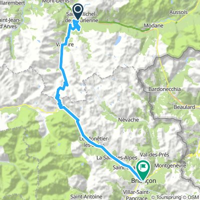 G2N D3 Base Route