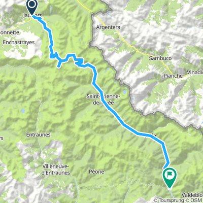 G2N D5 Base Route