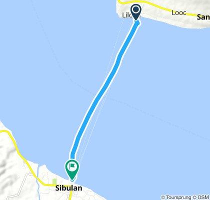 J40C - lundi 18 février 2019 – Li Loan (Cebu) – Sibulan (Negros) – Traversée en ferry
