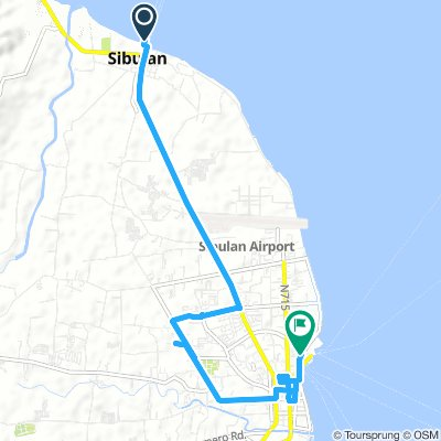 J40D - lundi 18 février 2019 – Sibulan (Negros) – Dumaguete (Negros)