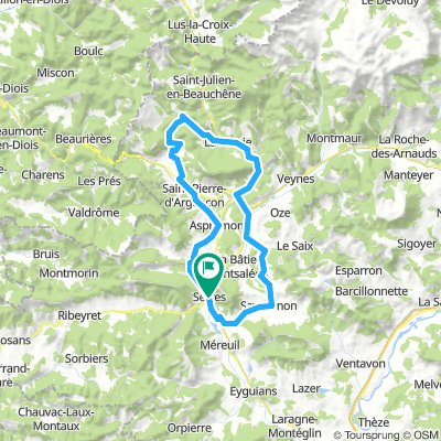 Tour 6  Montbrand