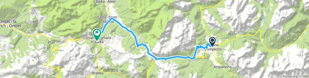 Dolomites Ride