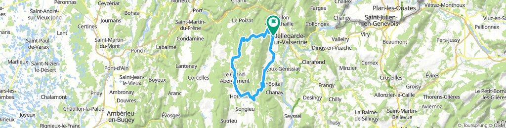 Col de Richemond and Col de Cuvery