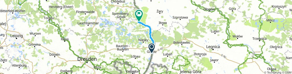 Zgorzelec-Rothenburg-Leknica