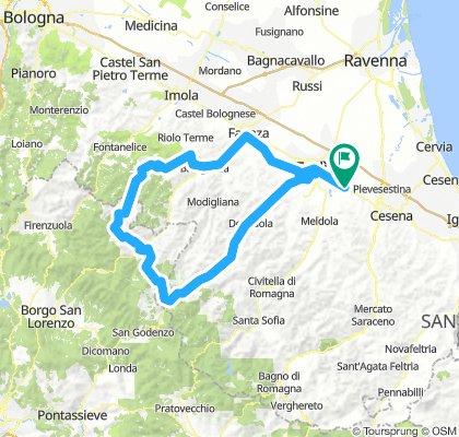 eremo e monte albano