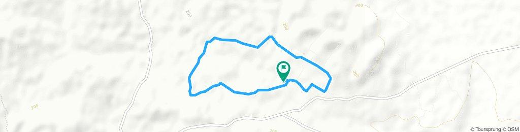 Slow Miércoles Course In Pedralba